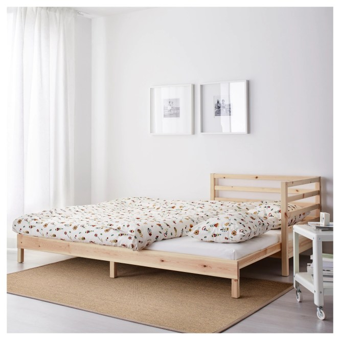 Tarva Daybed With 2 Mattresses Pine Minnesund Firm 31 1 2x78 3 4 Ikea