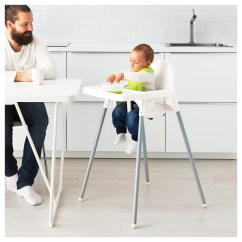 Ikea High Chair Review Swing Vancouver Antilop With Tray