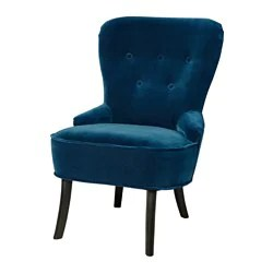 blue green chair pride healthcare inc lift remsta armchair djuparp dark ikea
