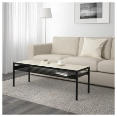White Living Room Side Table Olive Green Color For Nyboda Coffee W Reversible Top Gray Ikea