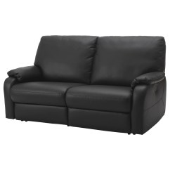 Black Leather Chair Ikea Leopard Accent Sofa Faux Couches Chairs