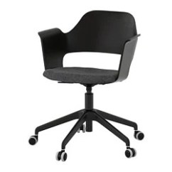 Ikea Office Chair White Baseball Glove Chairs Desk Fjallberget Conference