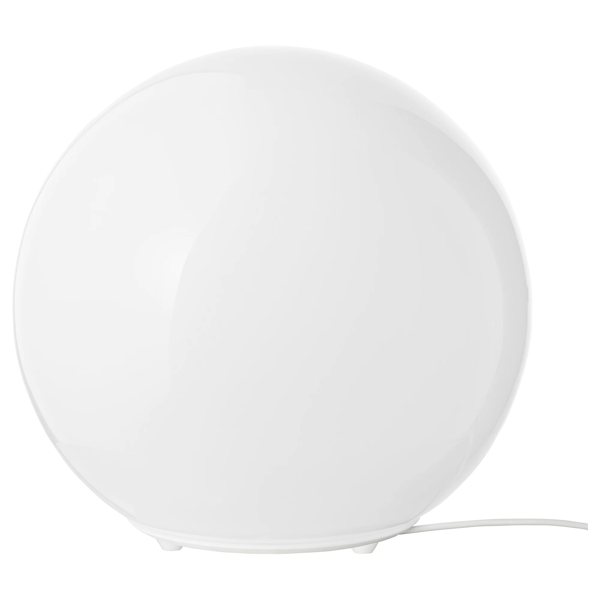 Lampe De Table årstid Laiton Blanc