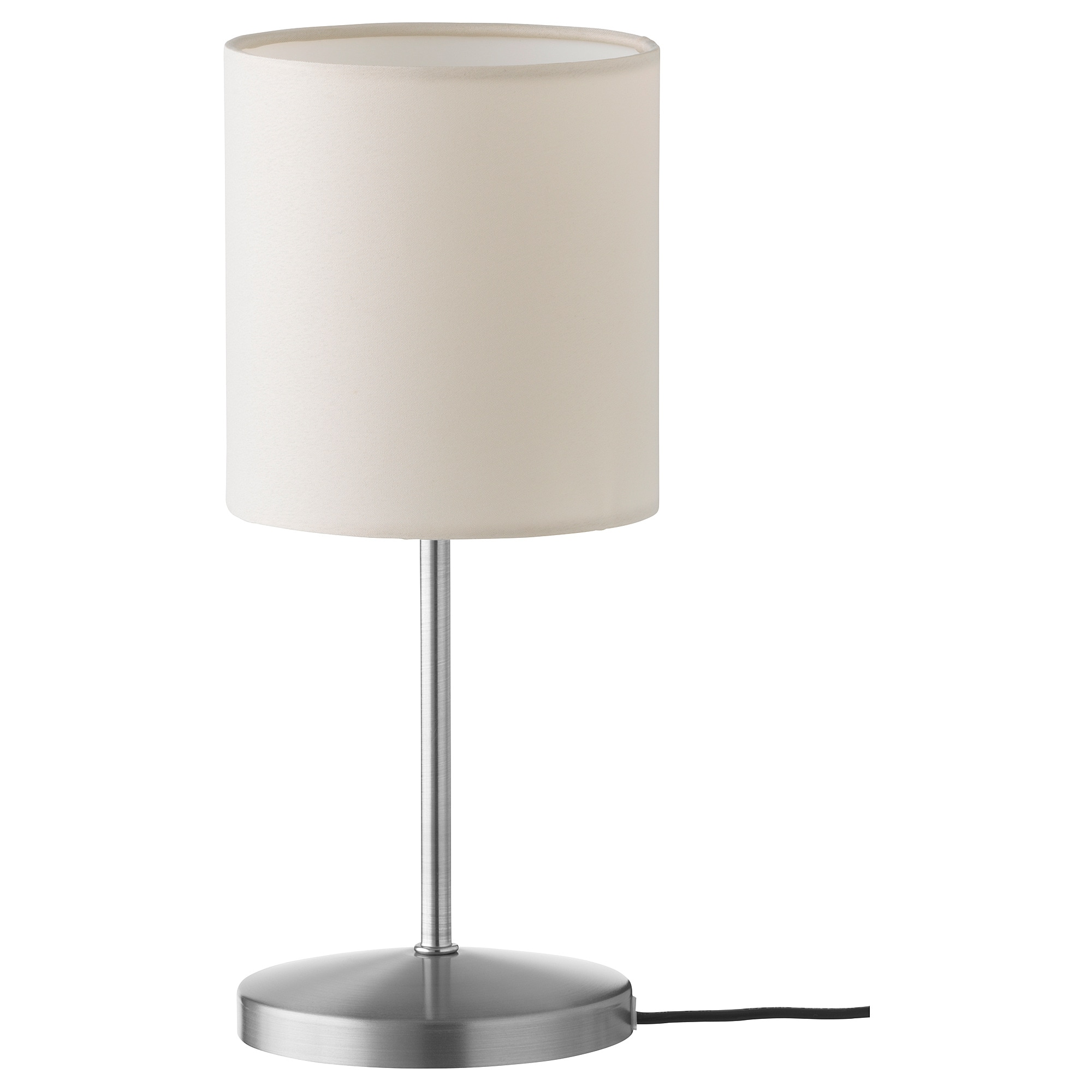 ingared table lamp beige