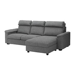 sectional sofa couch wooden come bed online sofas ikea lidhult 4 seat