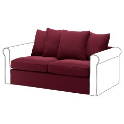 Convertible Chair Bed Ikea Dining Room Covers John Lewis Sofa Beds Gronlid 2 Seat Section