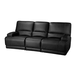 pu leather sofa repair frame design plans sofas ikea vannas with adjustable seat back