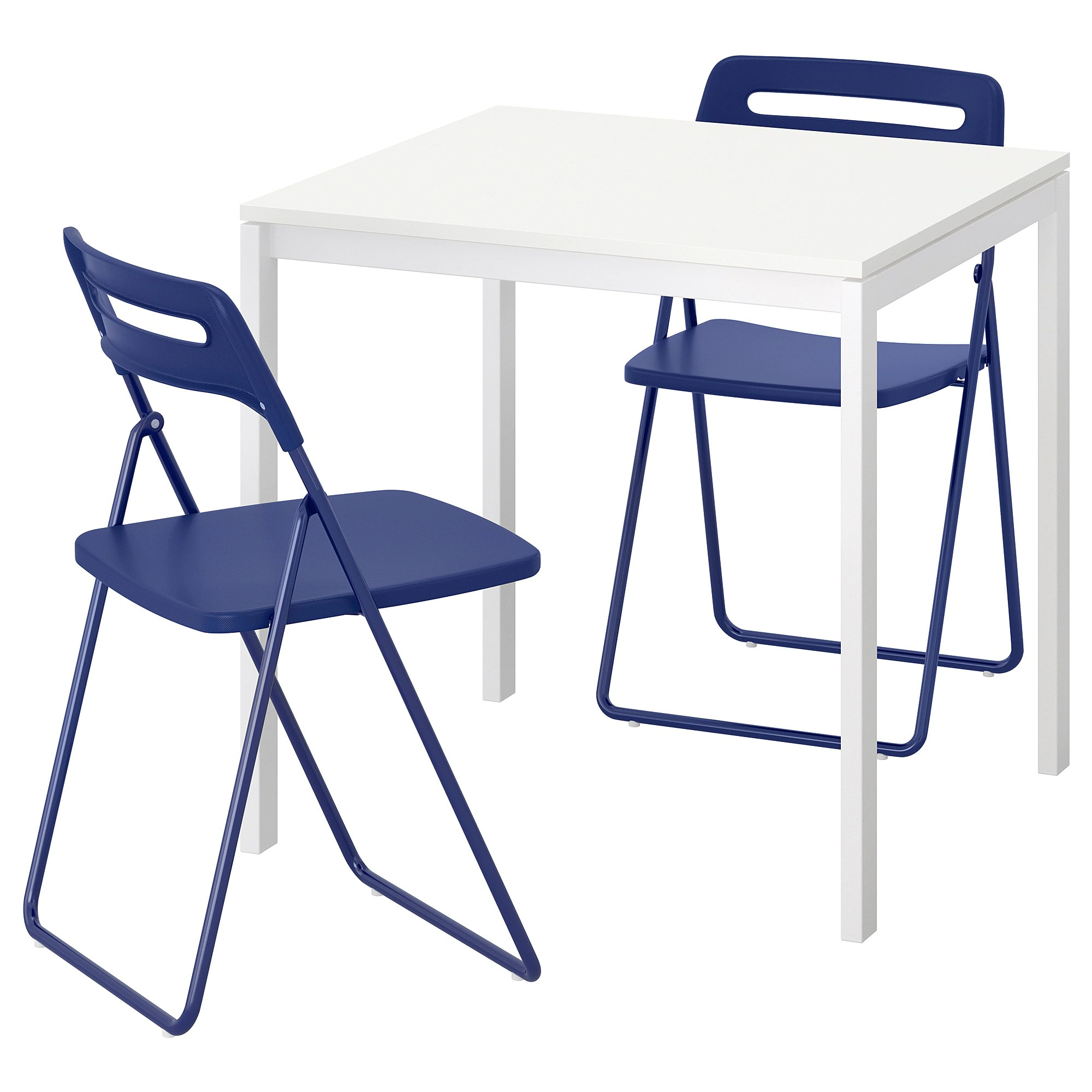 folding chair desk covers in store melltorp nisse table and 2 chairs ikea feedback