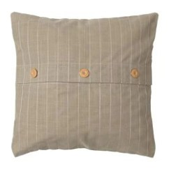Outdoor Chair Cushion Covers Aeron Review 2017 Cushions Pillows Ikea Festholmen Cover Indoor Beige