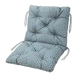 hanging chair edmonton booster for table outdoor cushions ikea ytteron seat back pad