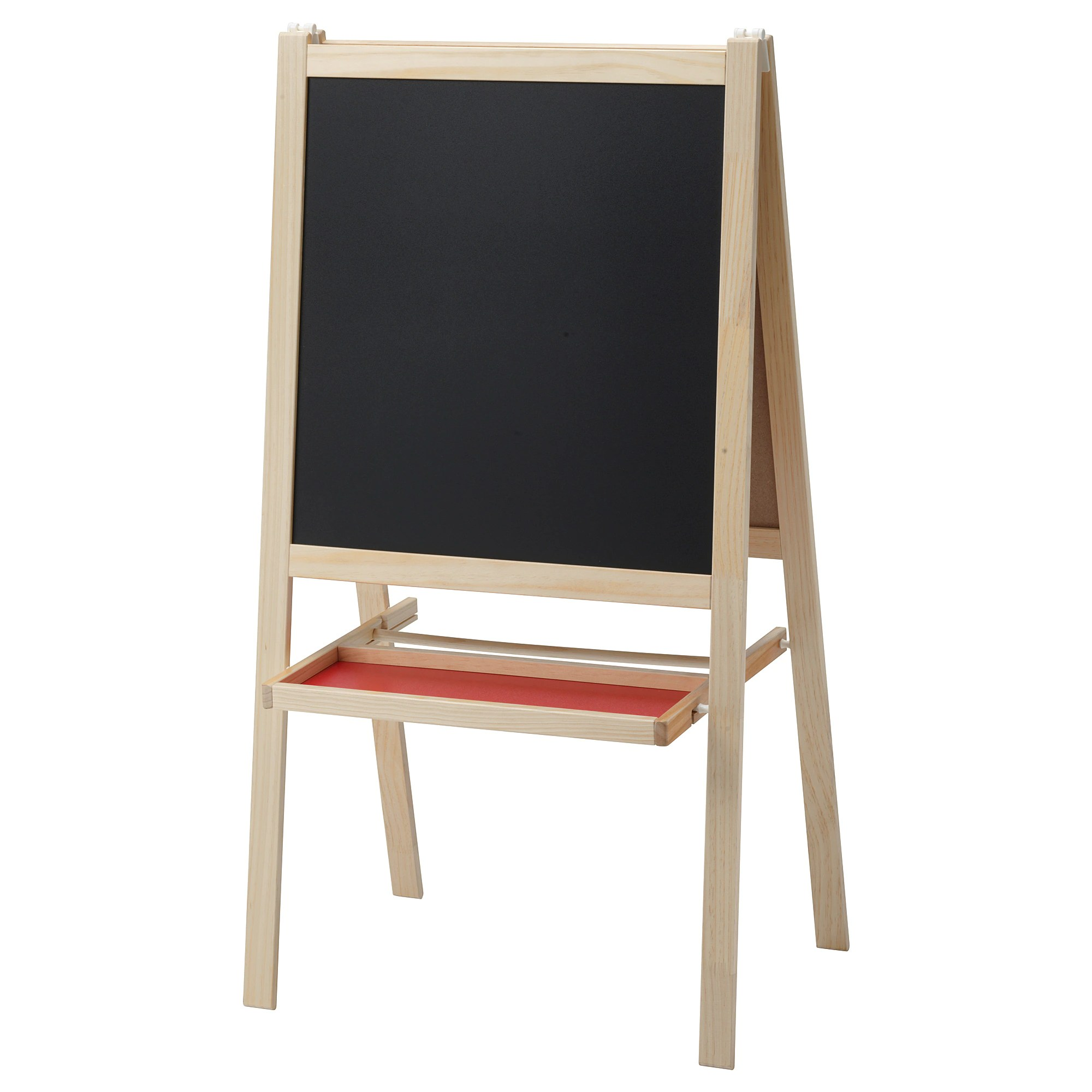 Easel Måla Softwood White