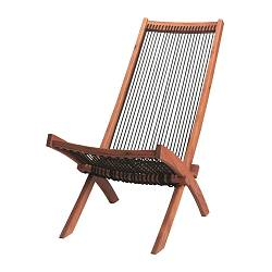 ikea beach chair replacement garden covers outdoor coffee tables lounge chairs brommo chaise