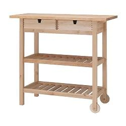 rolling cart for kitchen island islands carts ikea kitchens forhoja