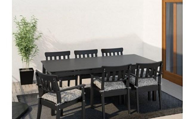 ängsö Table Outdoor Ikea