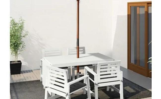 äpplarö Drop Leaf Table Outdoor Ikea