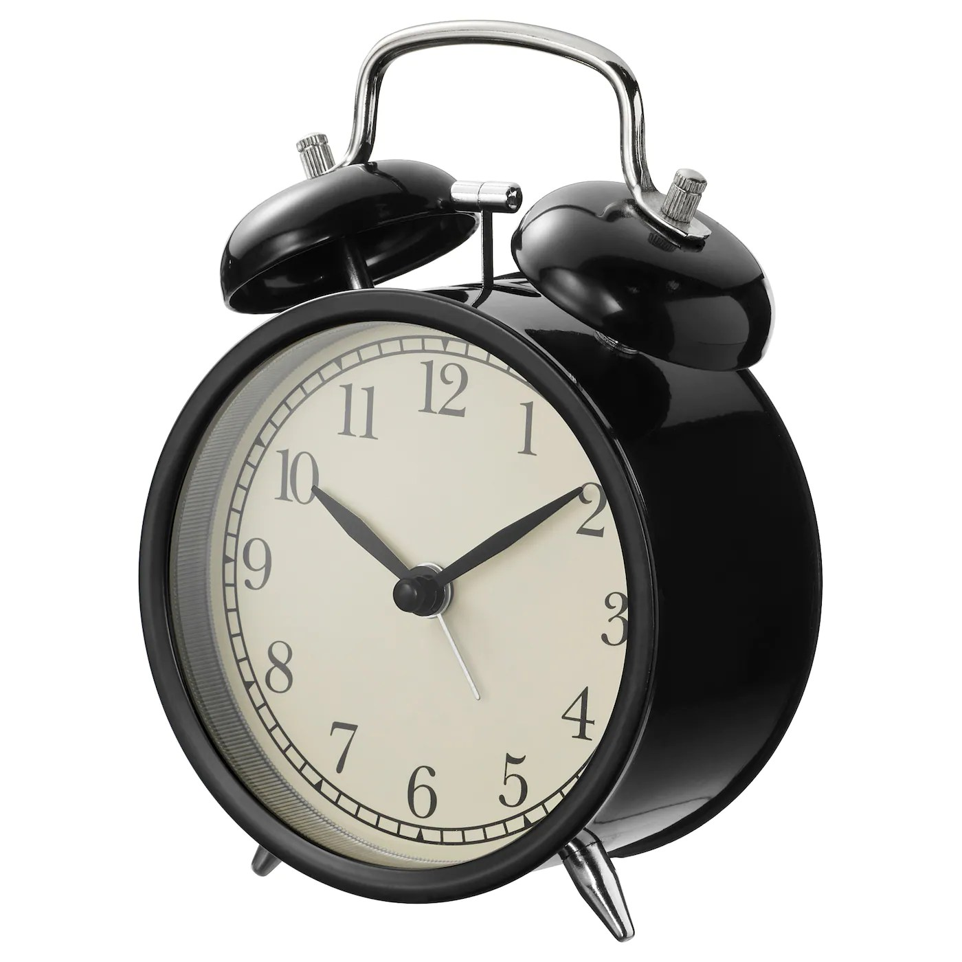 DEKAD Alarm clock. black - IKEA