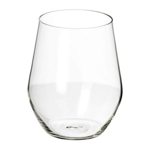 IKEA 365+ IVRIG Wine glass  Height: 11 cm Volume: 45 cl