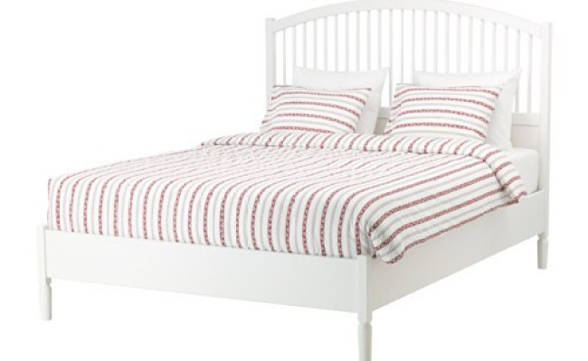 Tyssedal Bed Frame Queen Lönset Ikea