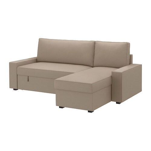 vilasund cover sofa bed with chaise longue l shaped sofas designs / marieby - dansbo ...