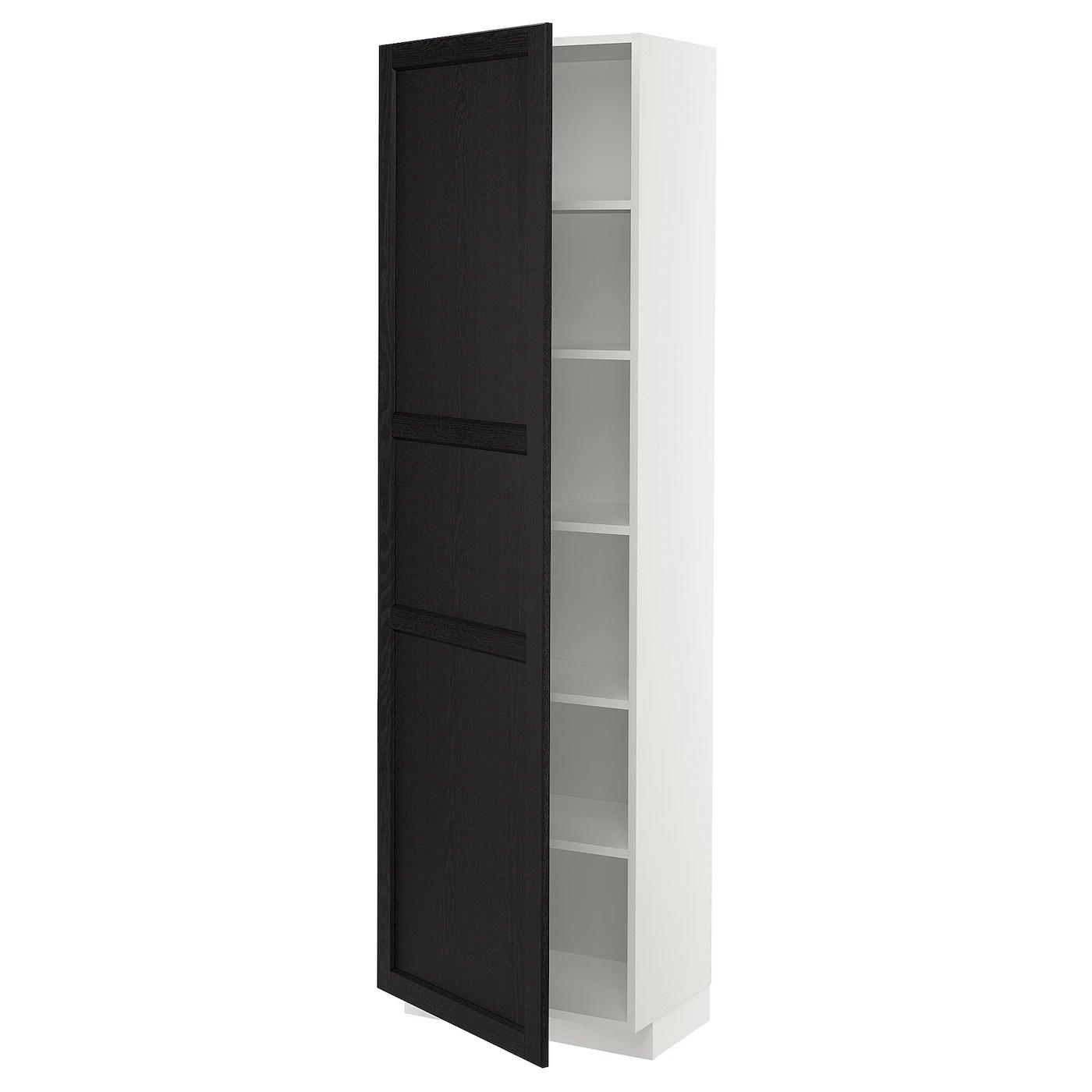 ikea metod armoire avec tablettes vous pouvez choisir de monter la porte a droite ou a
