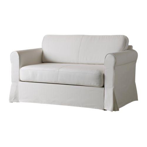 HAGALUND 2zits slaapbank  Blekinge wit  IKEA