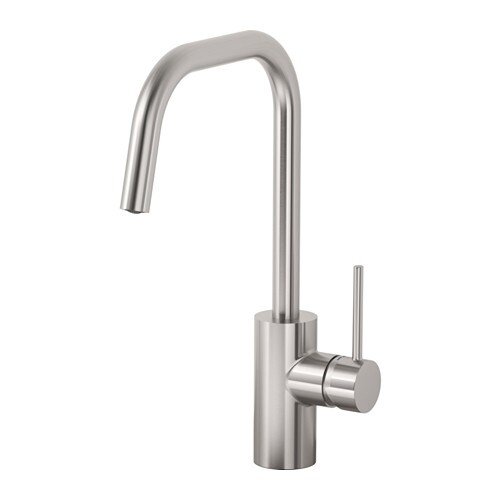 kitchen faucets stainless steel equipment rental los angeles almaren faucet ikea color