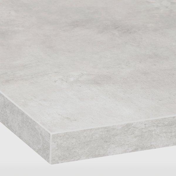 Light Gray Concrete Effect Laminate