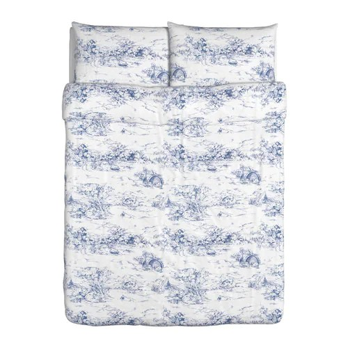 EMMIE LAND Duvet cover and pillowcase(s) IKEA