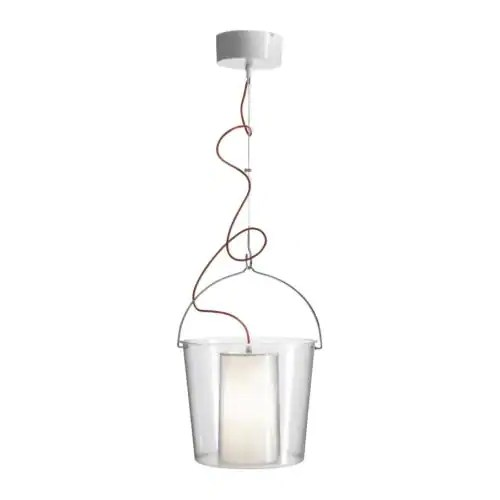 IKEA PS Pendant lamp IKEA Decorate the lamp to your own taste; for electrical safety reasons, only use dry objects.