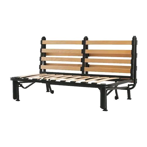 buy sofa bed new york back to decorating ideas lycksele sofa-bed frame - ikea