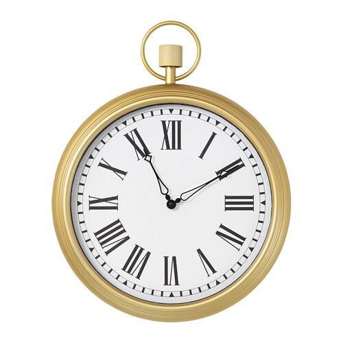 OMEDELBAR Wall clock - IKEA