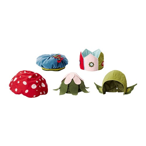 VITSIG Children's hat IKEA Encourages role play.