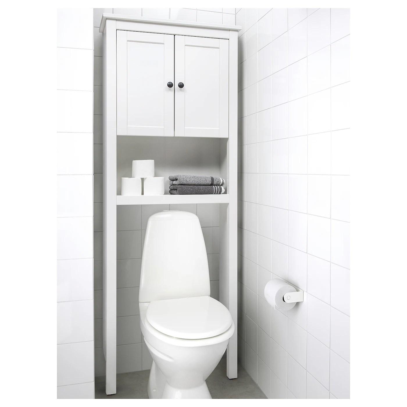 Hemnes Etagere Salle De Bains Blanc 291 8x97 8x78 74x25x198 Cm Ikea