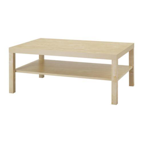 """LACK Table basse  Longueur: 46 1/2 """" Largeur: 30 3/4 """" Hauteur: 17 3/4 """"  Longueur: 118 cm Largeur: 78 cm Hauteur: 45 cm"""