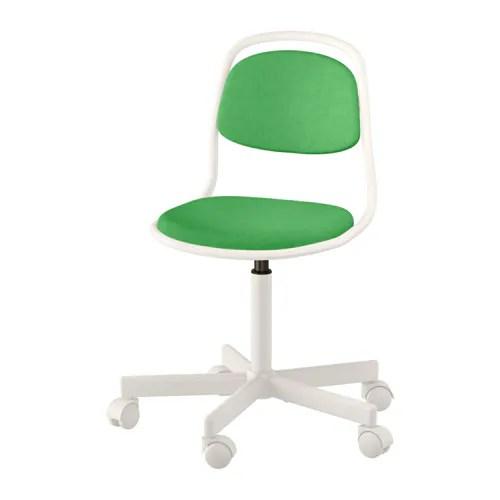 orfjall chaise de bureau enfant