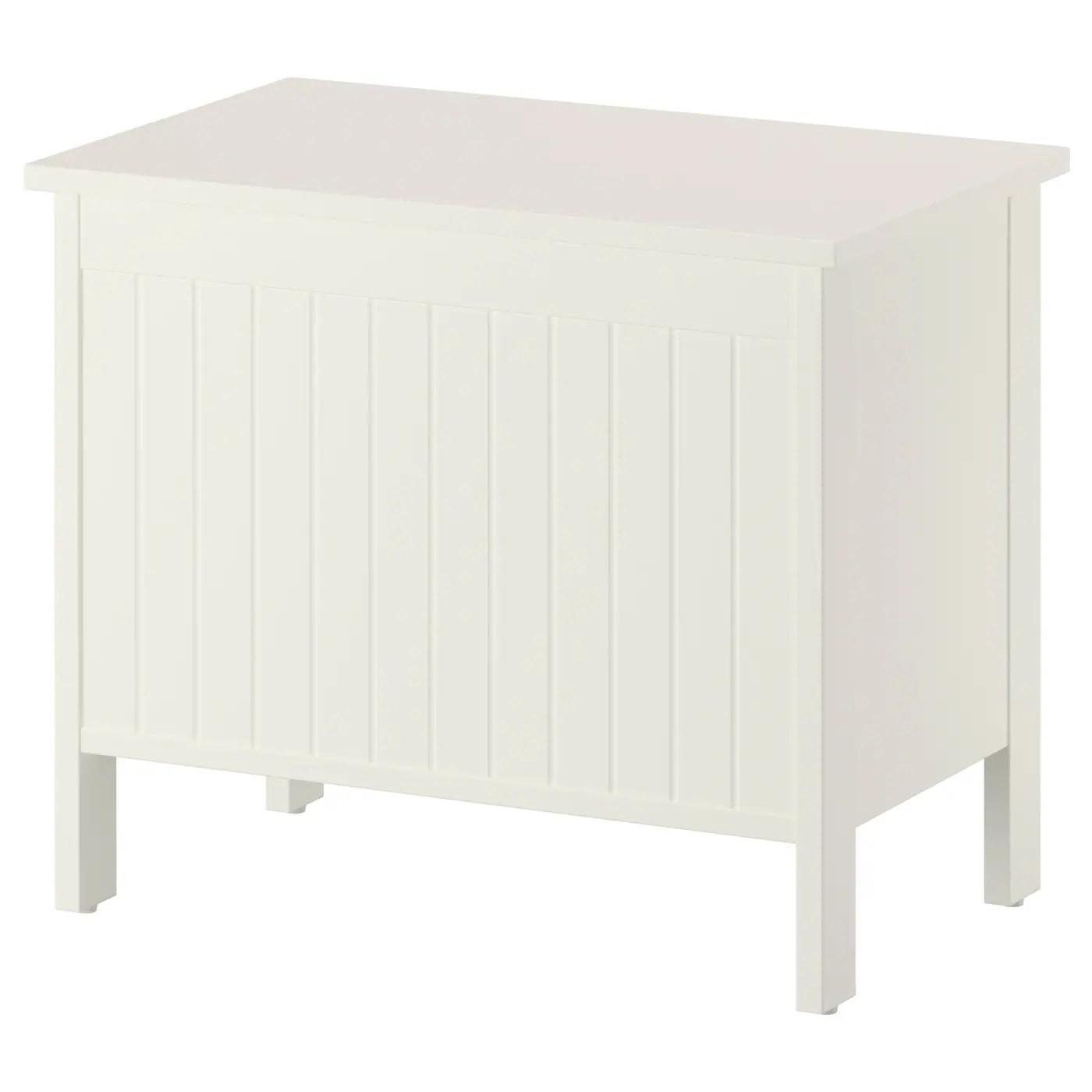 Silveran Banc Coffre Blanc Ca Fr Ikea