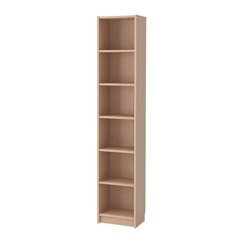 BILLY Bibliothque Plaqu Chne Blanchi IKEA
