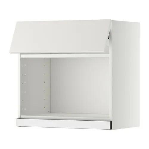 METOD Pensile per forno a microonde  Veddinge bianco 60x60 cm  IKEA