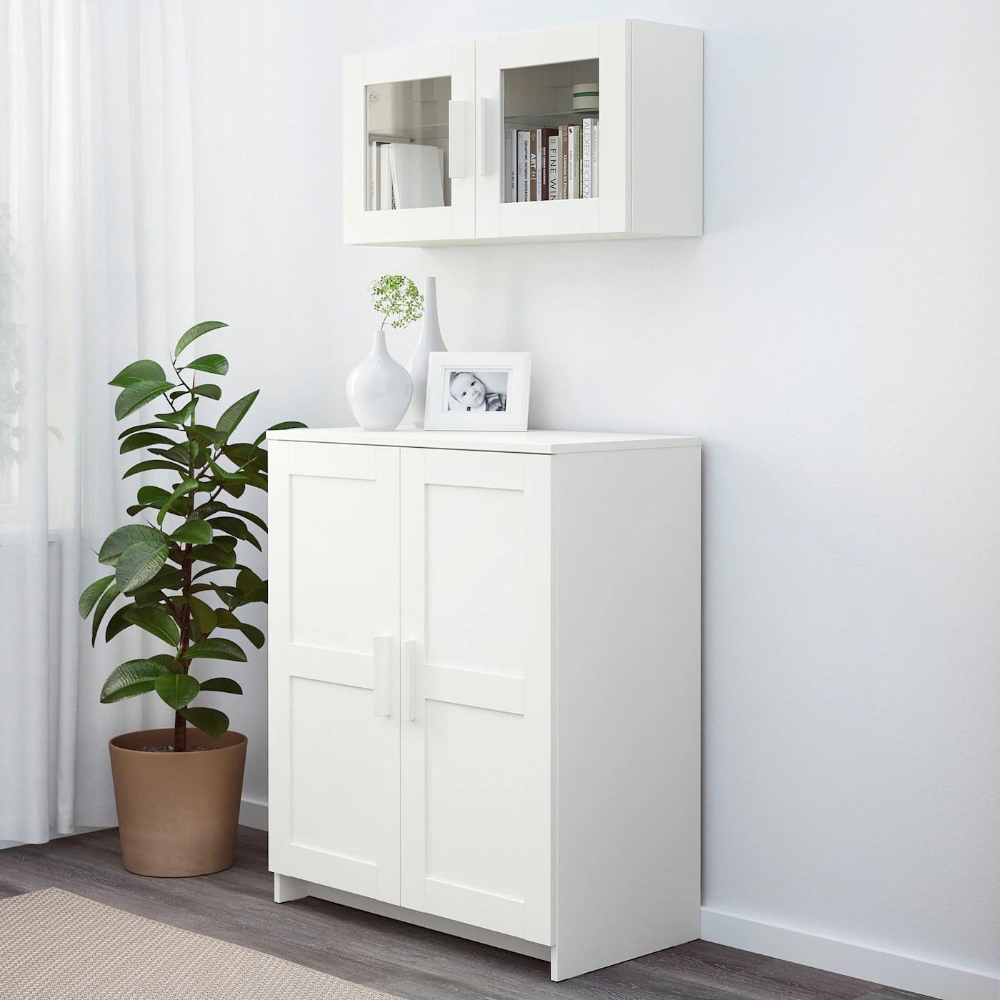 BRIMNES Schrank mit Türen   weiß   IKEA Deutschland