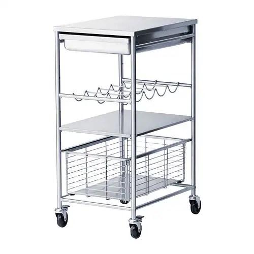 GRUNDTAL Servierwagen  IKEA