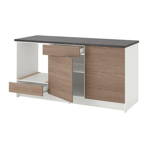 KNOXHULT Unterschrank mit TrenSchublade  IKEA