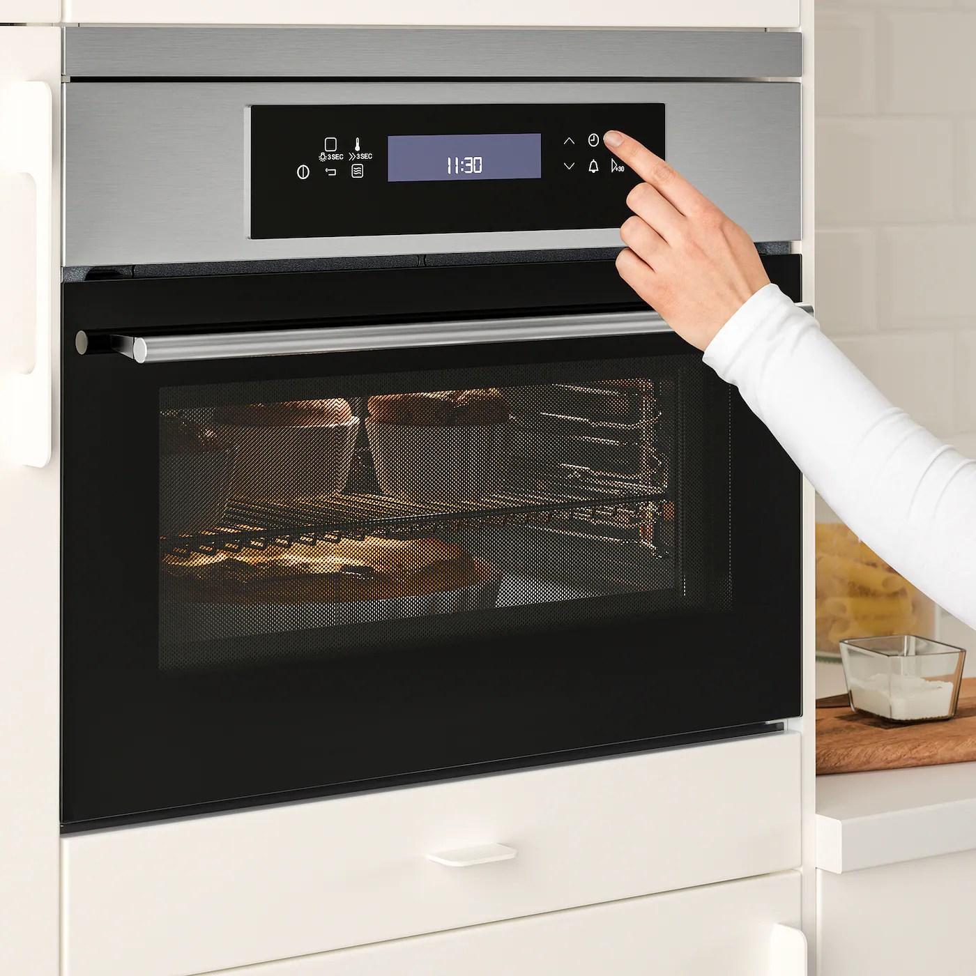 kulinarisk mikrowelle mit heissluft