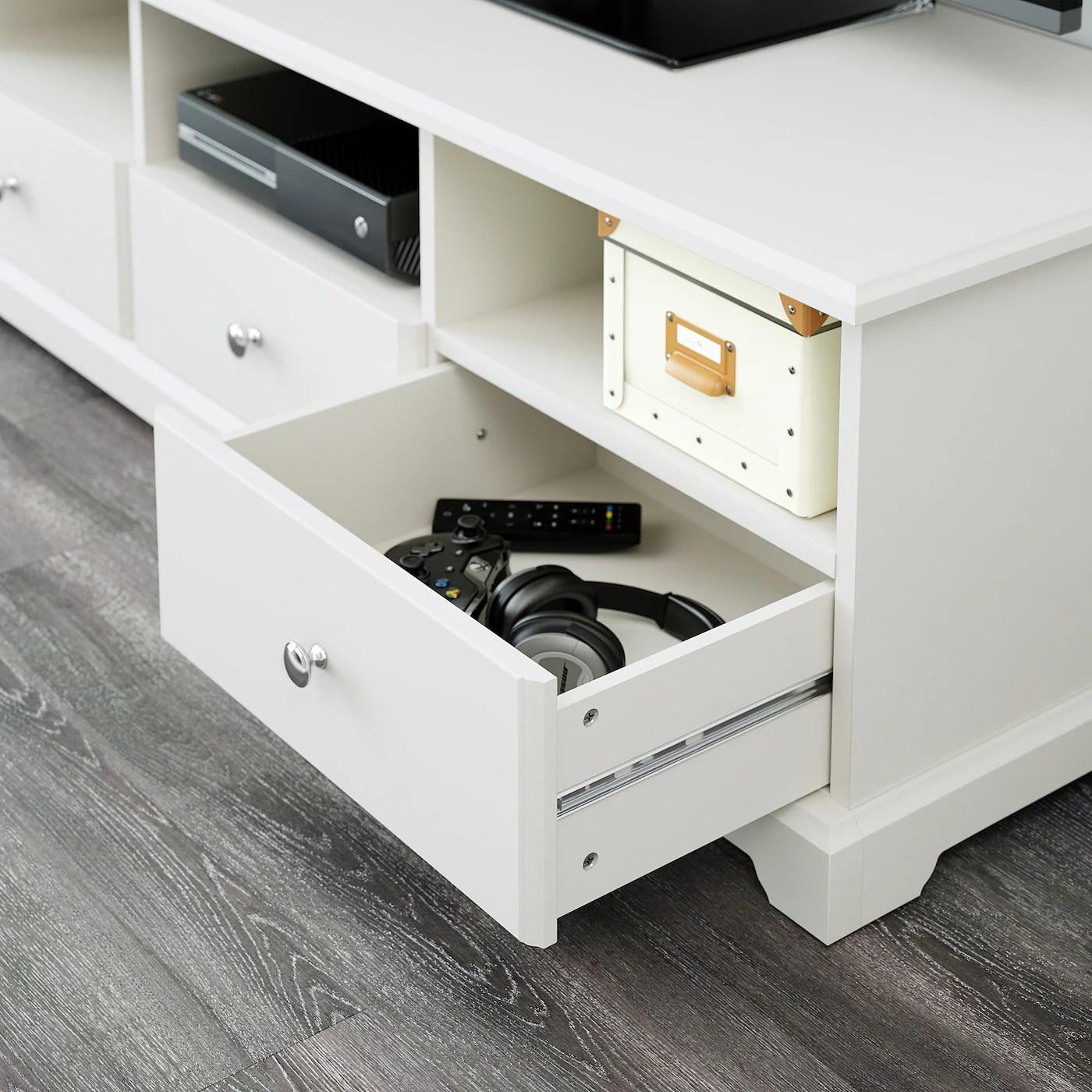 liatorp tv bank weiss 145x49x45 cm