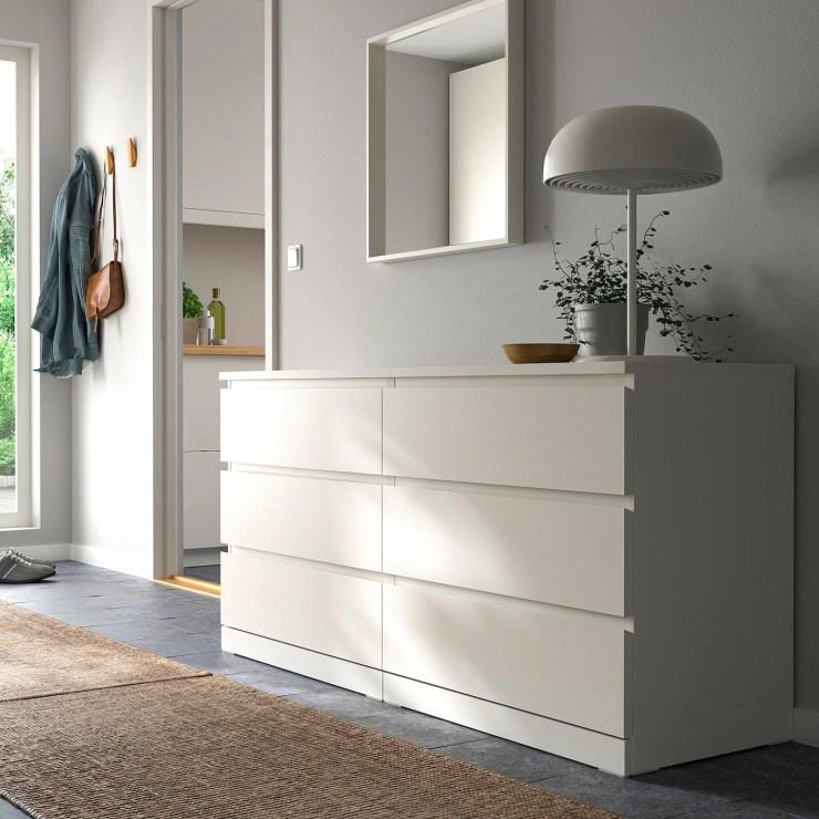 Ikea Malm Kommode 5 Schubladen 2021