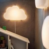 IKEA UPPLYST KINDERLAMPE Wandleuchte Kinderzimmer Wandlampe