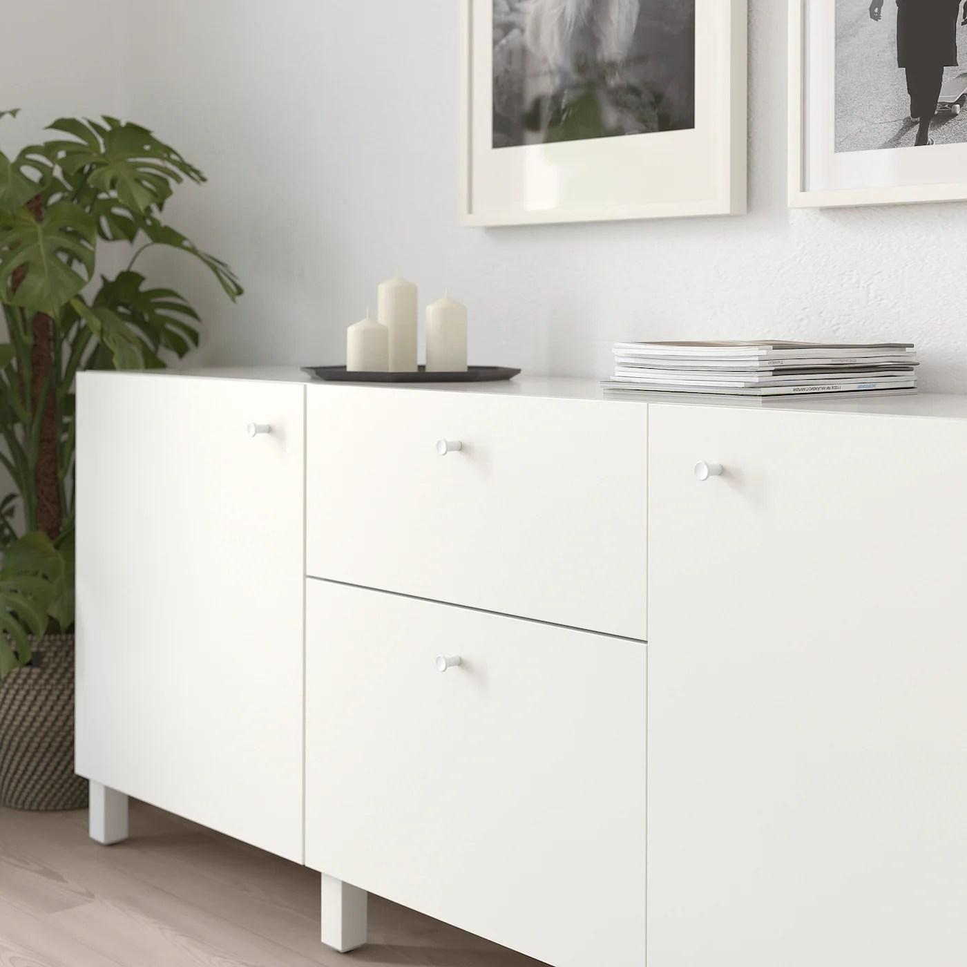 Gubbarp Knop Hvid 21 Mm Ikea