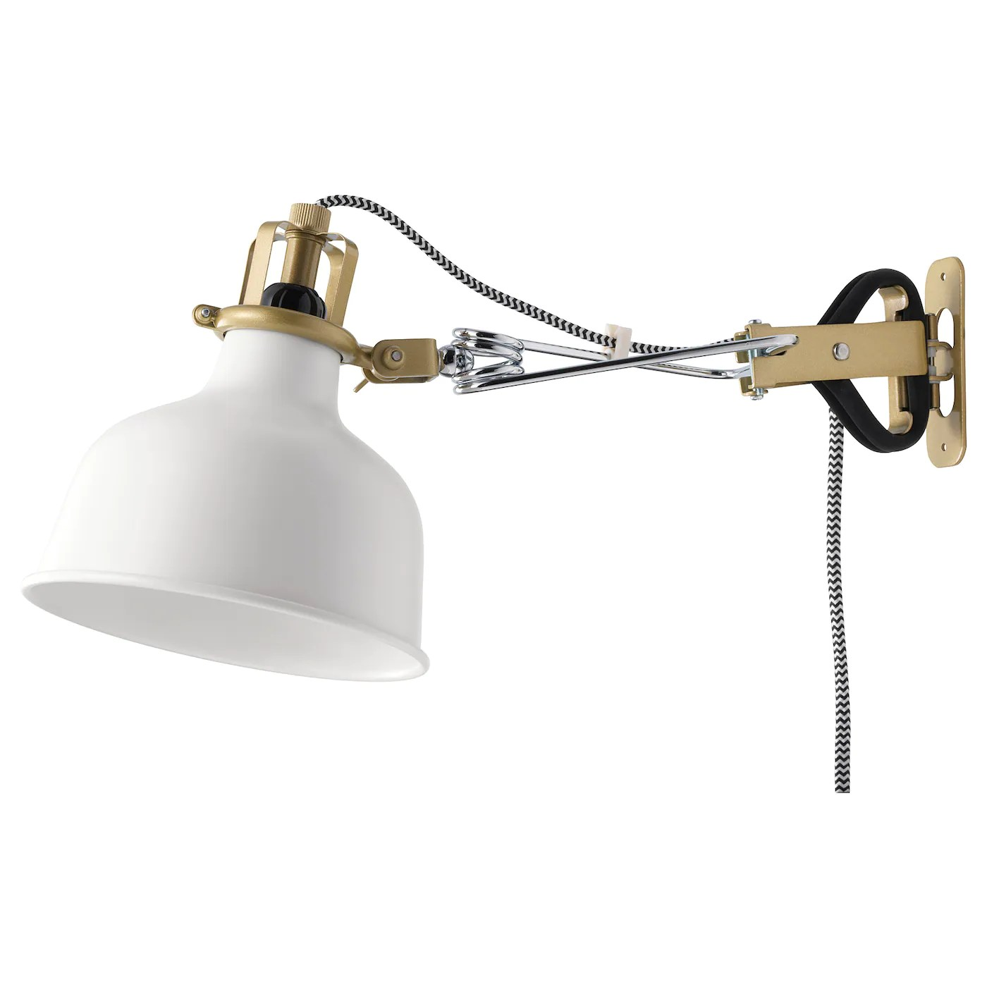 Ranarp Vaeg Klemspot Rahvid Ikea