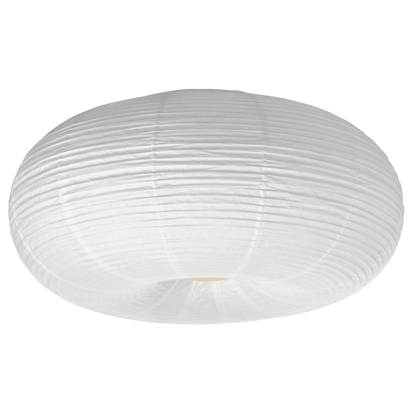 Risbyn Led Loftlampe Hvid 50 Cm Ikea