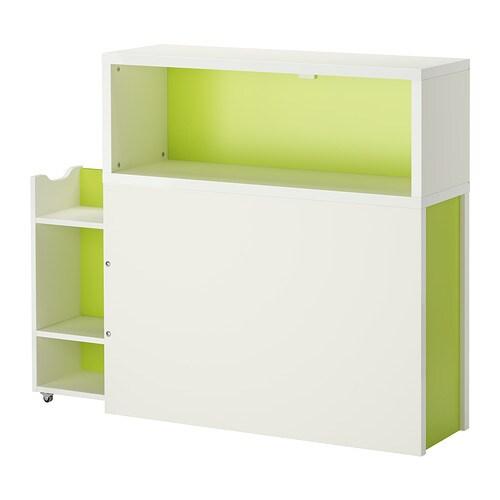 FLAXA Cabecero con compartimento  IKEA