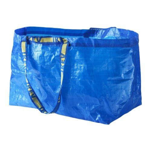 FRAKTA Bolsa grande  IKEA
